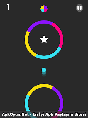 Color-Switch-MOD-APK-Yıldız-Hileli