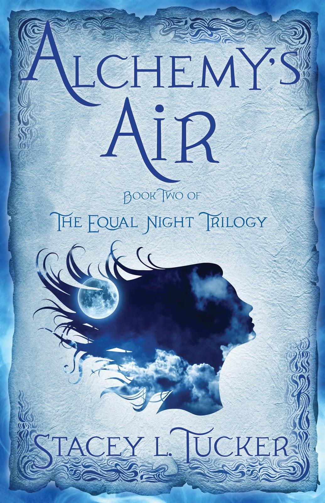 Air (The Akasha Series Book 2)