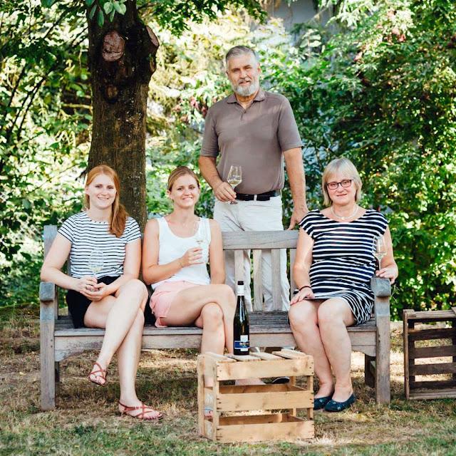 Winzerfamilie Dr. Crusius von der Nahe.