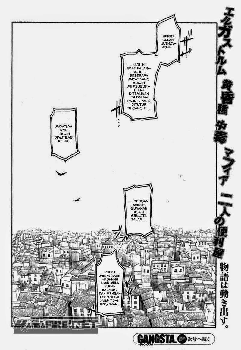 Dilarang COPAS - situs resmi  - Komik gangsta 005 - chapter 05 6 Indonesia gangsta 005 - chapter 05 Terbaru 35|Baca Manga Komik Indonesia|