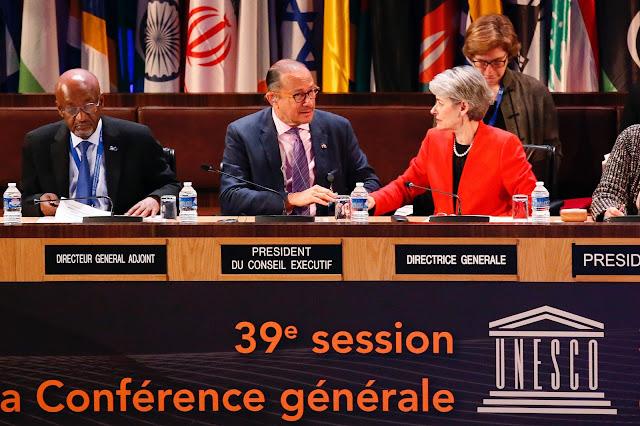 República Dominicana preside por primera vez Comité de Verificación de Poderes en la UNESCO