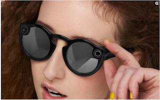 Snapchat mengumumkan kacamata Spectacle generasi kedua / Kacamata 2.0 untuk yang  terbaik Saat Ini