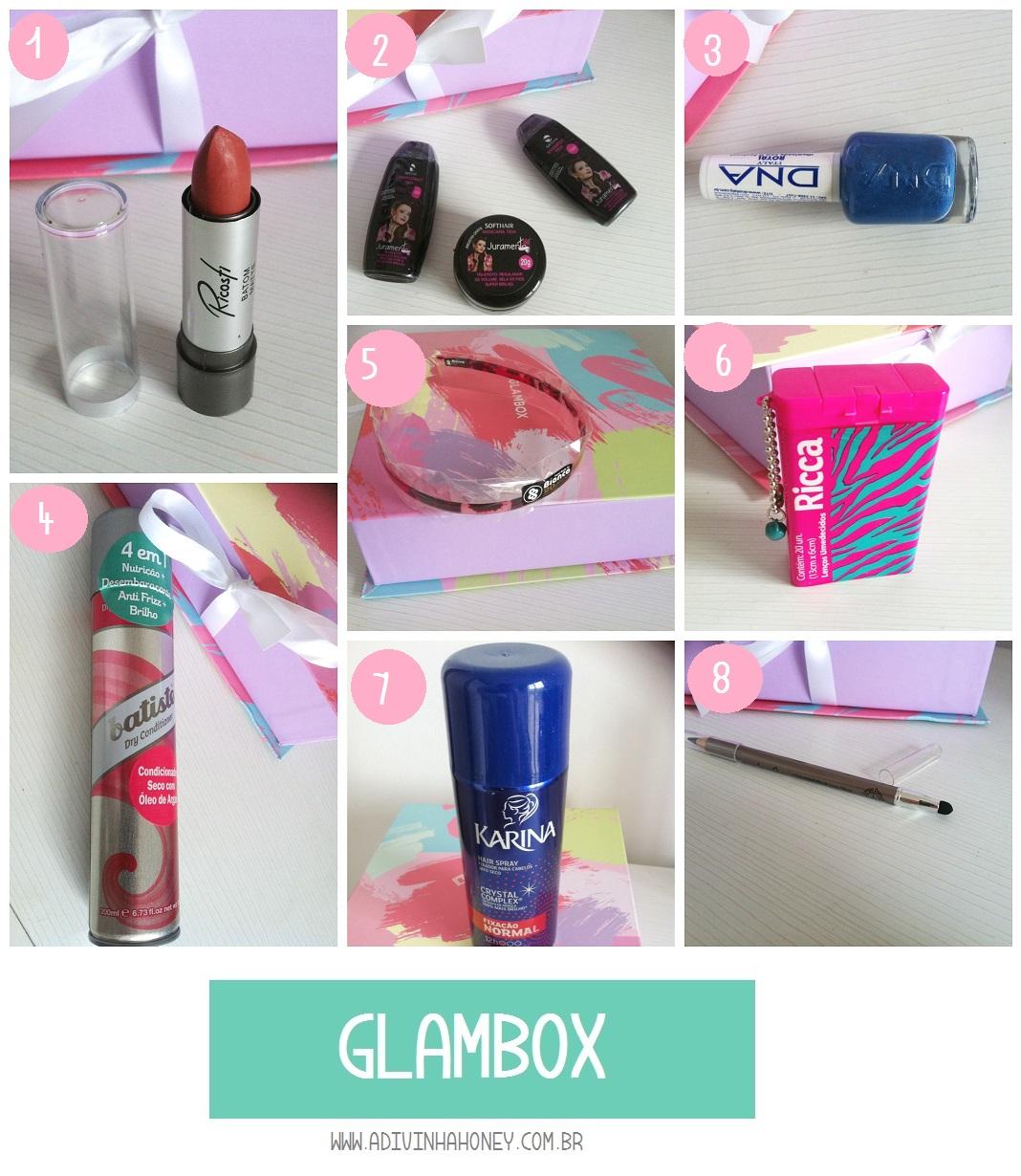 Glambox Setembro