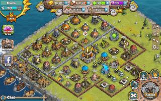 Vikings Gone Wild Mod Apk v3.11 (Mod Gold)