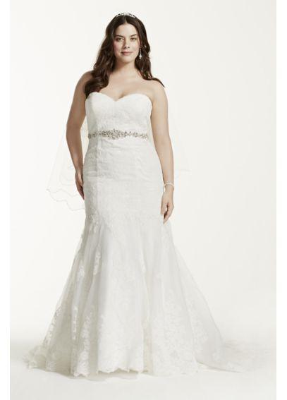 vestidos de novia para gorditas con velo