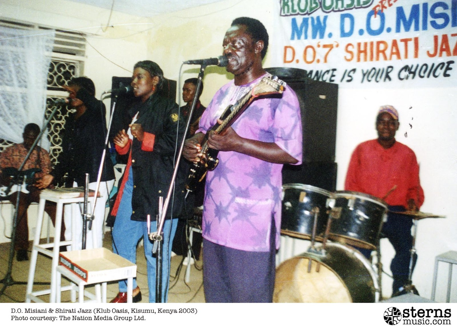Sterns Music: STERNS CLASSIC EAST AFRICAN SERIES