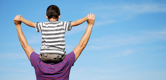 Frases e mensagens para dia dos pais