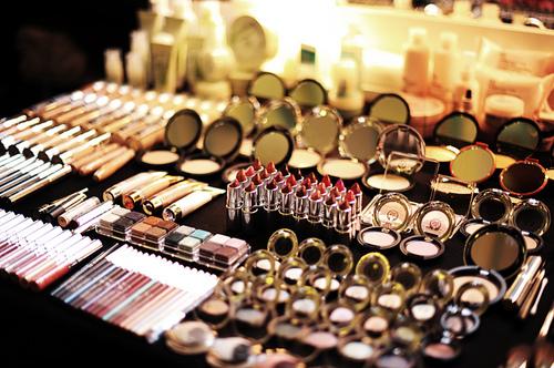 Makeup goals!