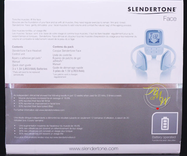 a photo of Slendertone Women's Face Toner