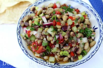 Field Pea Salad Recipe