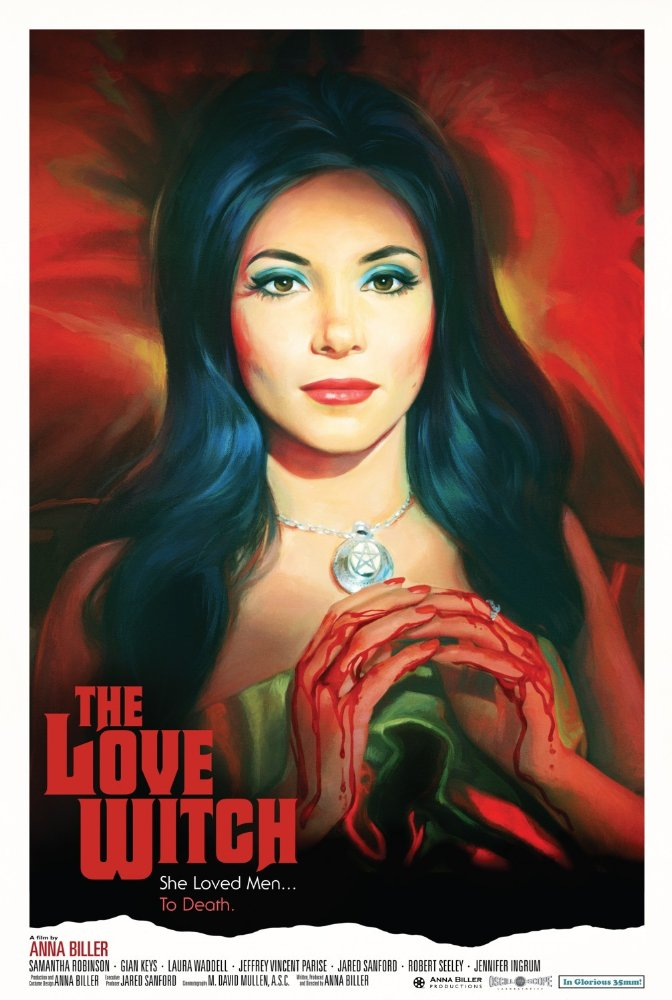 The Love Witch (2016) Subtitle Indonesia – BluRay 720p