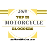 Top 25 Motocycle Blogger!