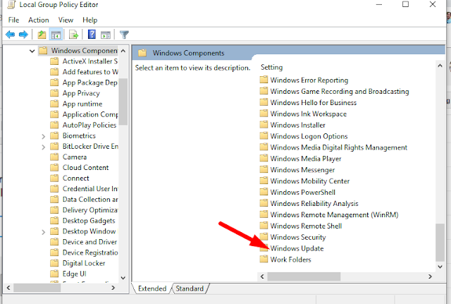 Tắt cập nhật Windows 10 Windows 7/8/8.1 mới nhất