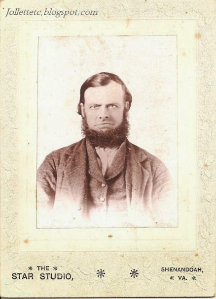 Unknown possibly Mitchell Davis http://jollettetc.blogspot.com