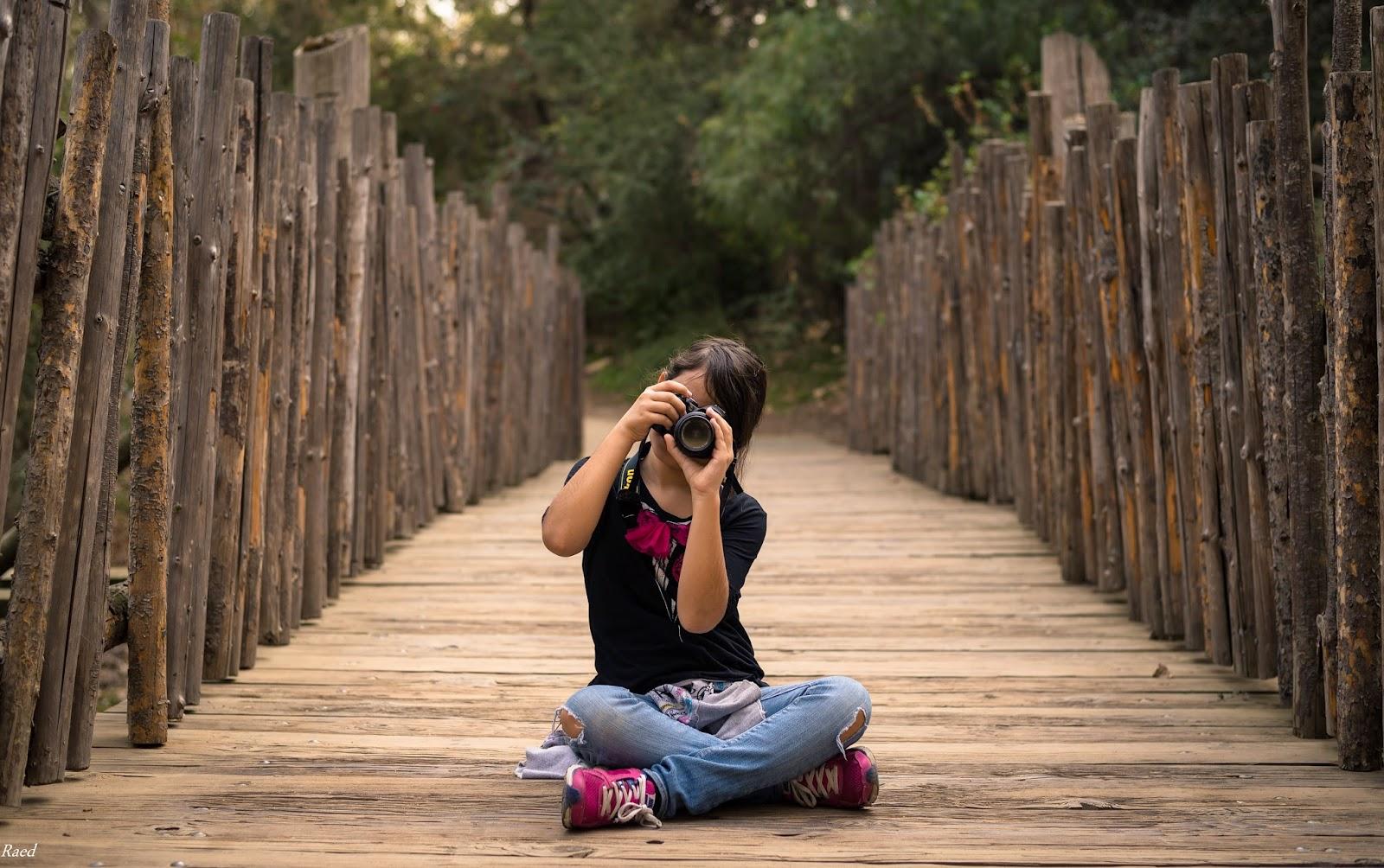Fotografer Mirip Yohanes Pembaptis LIFE IS BEAUTIFUL