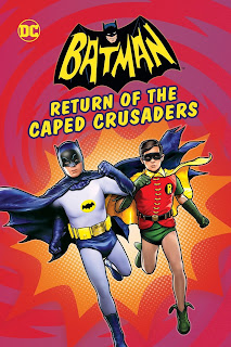 Download Batman: Return of the Caped Crusaders (2016)