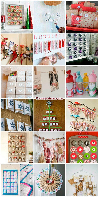 Como hacer maquetas for Adornos originales para navidad