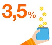 Konto oszczędnościowe 3,5% dla obecnych klientów Orange Finanse