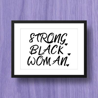 Black, Woman, Melanin, Melanated