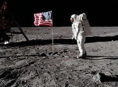2 Bukti Logis Bahwa Manusia Tidak Bisa Ke Bulan