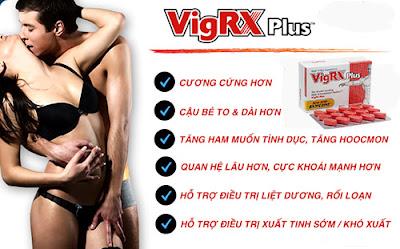 VigRX Plus - Viên uống tăng cường sinh lý nam giới (1)