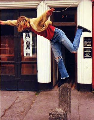 Kurt Cobain Nirvana Cork