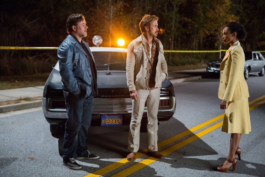 THE NICE GUYS - 8 Clips And 29 Pictures