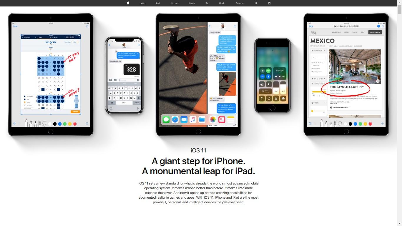 New iOS 11.4 Released