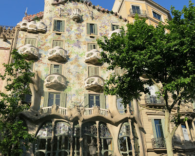Food for Thought: Barcelona