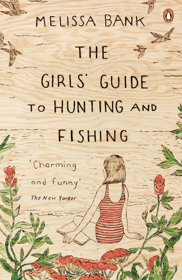 The frivolous bibliophile penguin by hand karen jay for The girls guide to hunting and fishing