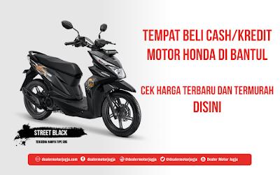 Harga Kredit Motor Honda di Bantul Murah Terbaru 2018