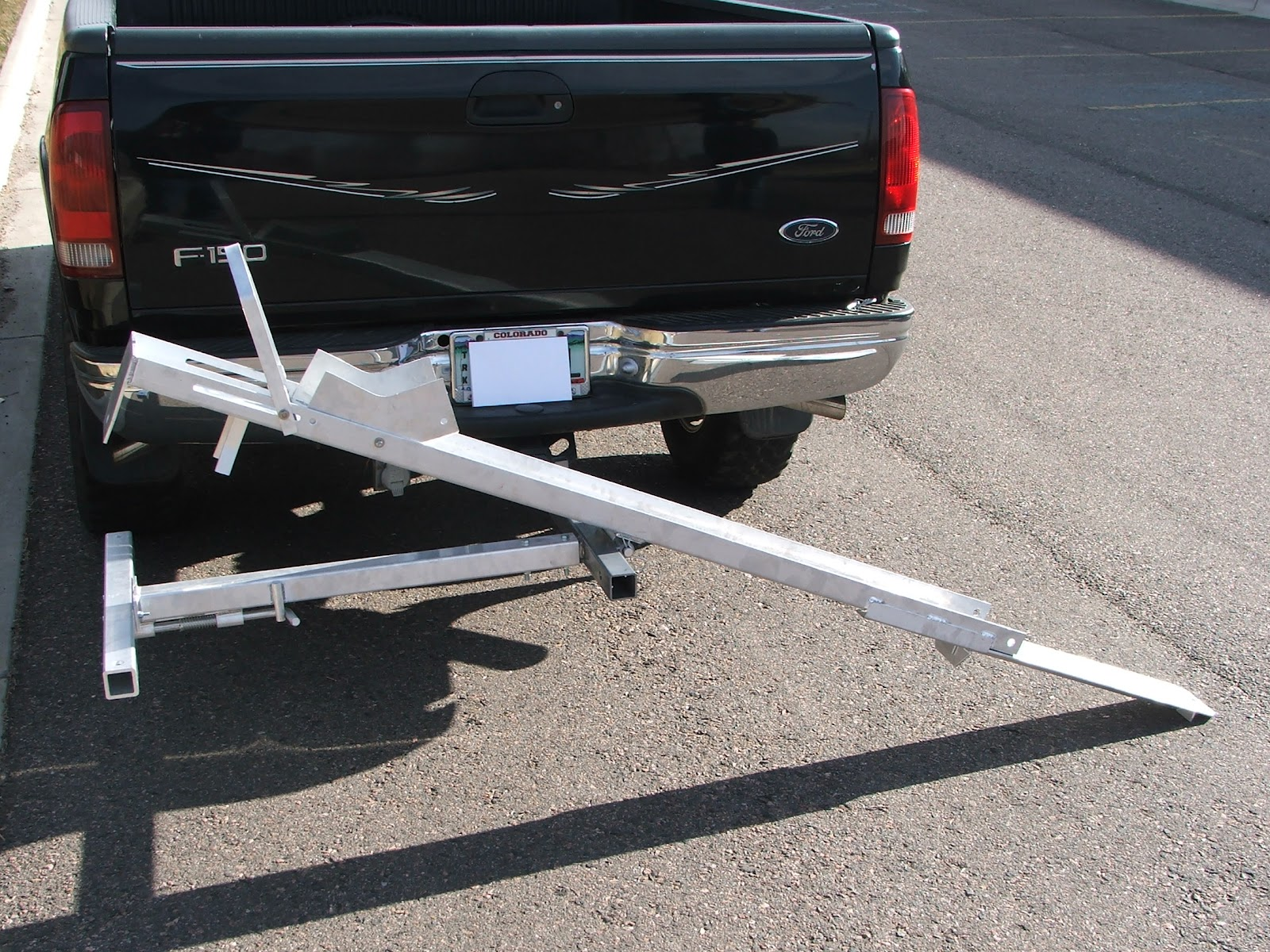 Wanderman Hitch Mounted Carriers Getting It Up And