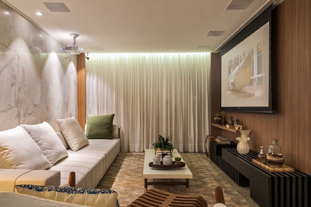 salas-contemporaneas-decoração