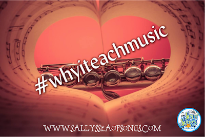 #WhyITeachMusic: Stories to Motivate & Inspire