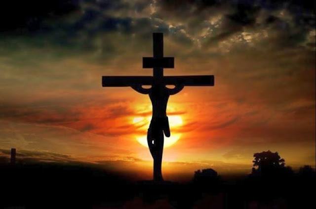 Foto: Jesus crucificado