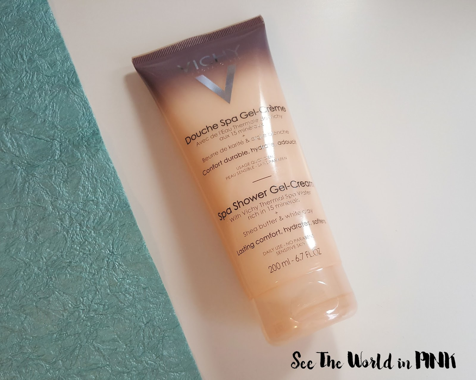 Skincare Sunday - Vichy Ideal Body Spa Gel-Cream and Gel-Oil Review