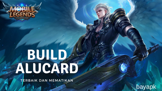 Build Alucard terbaik dan mematikan di mobile legends
