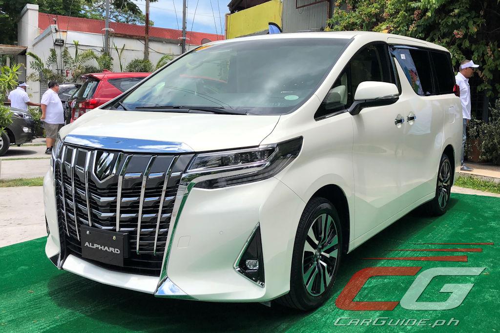 2018 Alphard Solidifies Toyota S Leadership In Luxury Mpv Segment W