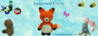 Amigurumi Freely Facebook Cover