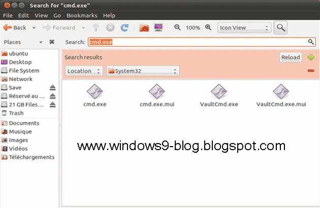 Remove Windows 8.1 user password through Ubuntu Command