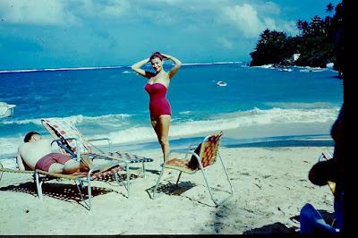Sunning in Jamaica 3