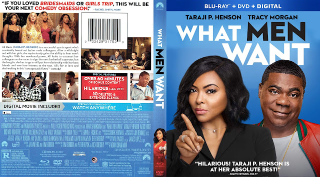 What Men Want Bluray Bluray Cover