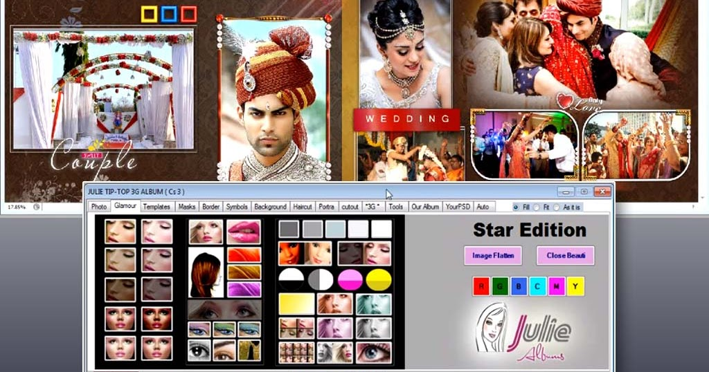 🌷 Automatic wedding album design software free download full