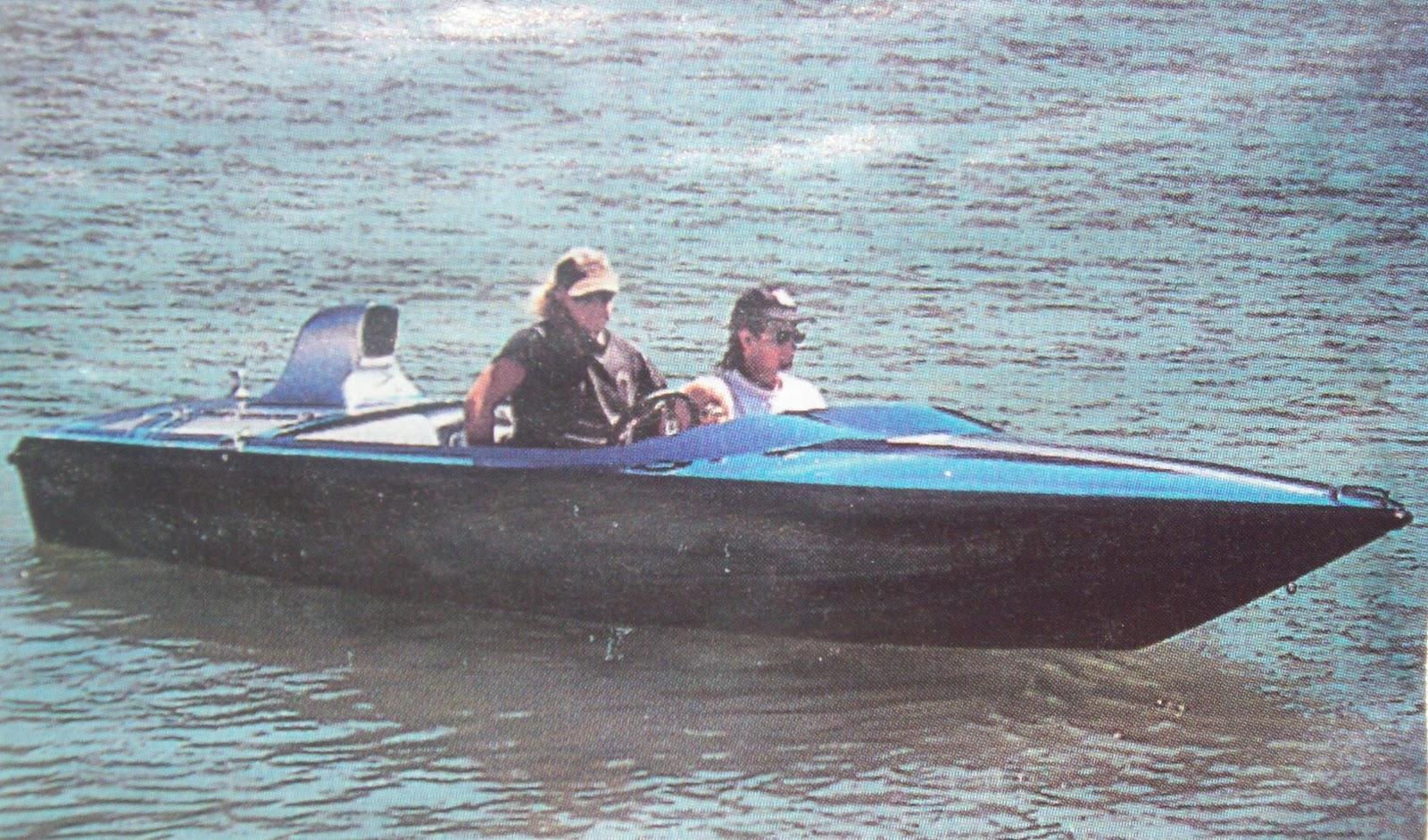 Ramsay Ski Boat