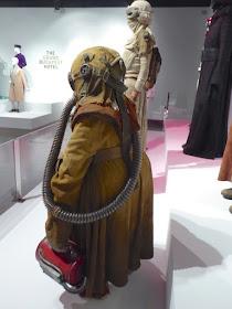 Star Wars Force Awakens Jashco Phurus costume detail