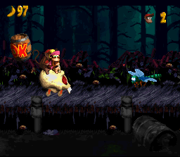 download donkey kong country 2 rom