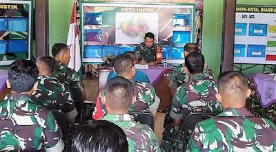 Dandim Banyumas :  '' Jaga Nama Baik TNI ''