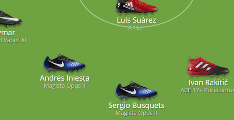 What Will They Wear El Clasico Boot Preview Footy Headlines