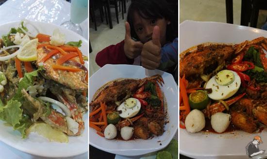 D'Paradise Cafe Hidang Shell Out Segar Harga Berpatutan