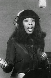 http://en.wikipedia.org/wiki/Donna_Summer